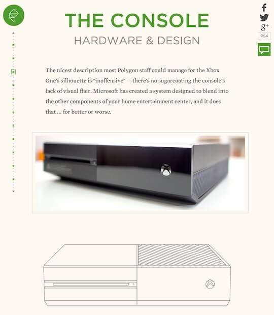 Le test de la Xbox One par Polygon